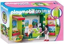 Playmobil - City life - Speelbox Bloemenwinkel