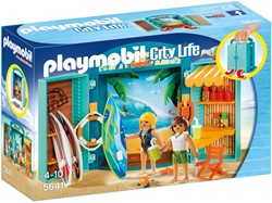 Playmobil - City Life - Speelbox Surfshop