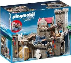 Playmobil  Knights Koningskasteel van de orde van de Leeuwenridders 6000