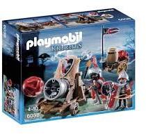 Playmobil Knights Groot kanon van de Valkenridders 6038