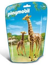 Playmobil  City Life Giraf met baby 6640