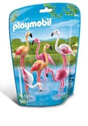 Playmobil  City Life Groep flamingo's 6651