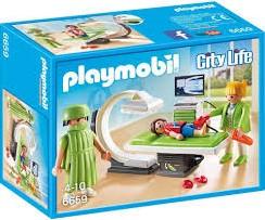 Playmobil City Life  - Röntgenkamer  6659