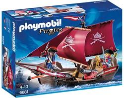 Playmobil Pirates - Soldatenzeilschip met kanonnen  6681