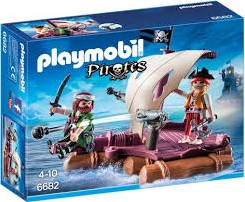 Playmobil Knights Piratenvlot 6682
