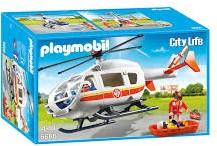 Playmobil City Life  - Traumahelikopter  6686