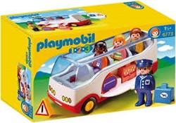 Playmobil 1.2.3 Autobus 6773
