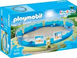 Playmobil  FamilyFun Bassin voor zeedieren 9063
