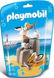 Playmobil  Wild Life Pelikaanfamilie 9070