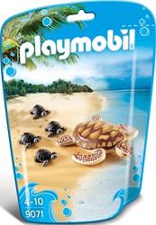 Playmobil Family Fun - Zeeschildpadden  9071