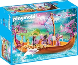 Playmobil Fairies - Magische feeënboot  9133