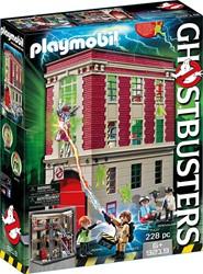 Playmobil - Ghostbusters - Brandweerkazerne