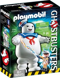 Playmobil - Ghostbusters - Stay Puft Marshmallow Man