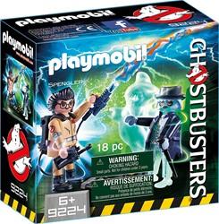 Playmobil - Ghostbusters - Spengler en geest