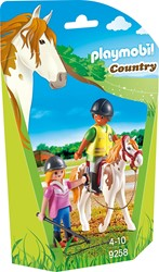 Playmobil - Country - Paardrijinstructrice