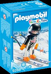 Playmobil Family Fun Skïer 9288