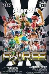 Playmobil figures boys serie 13