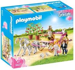 Playmobil City Life - Huwelijkskoets  9427