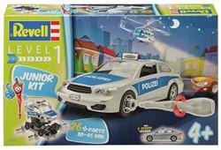 Revell 00802 Jr Kit Police Car