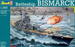Revell  modelbouw Bismarck 1:1200