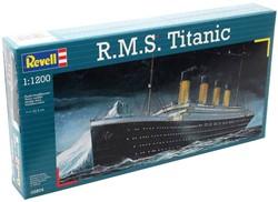 Revell  modelbouw R.M.S. Titanic 1:1200