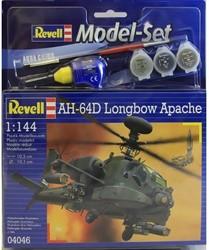 Revell  modelbouw model- AH-64D Longbow Apach