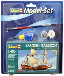 Revell modelbouw spanish Galleon