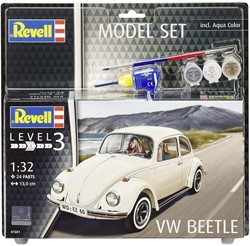 REVELL MODEL SET VW BEETLE 1:32 67681