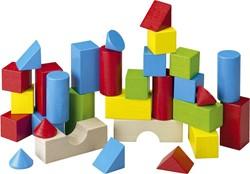 Haba  houten bouwblokken Gekleurde blokken (30 blokken)