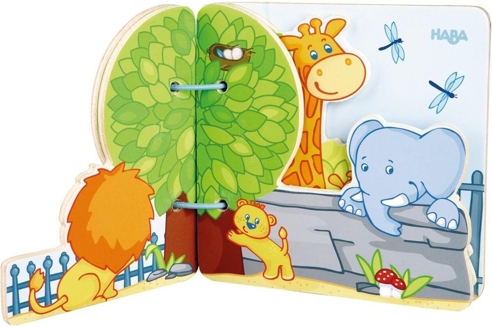 Haba Livre Pour Bebe Les Amis Du Zoo