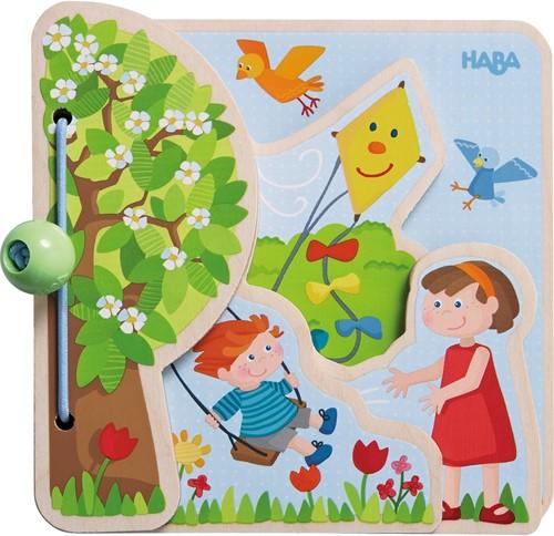 HABA Babyboek De seizoenen