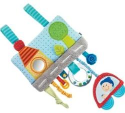 Haba  box en maxi cosi speelgoed Speeltrainer Goede rit