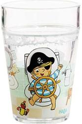 HABA Glitterbeker Kalle WC-piraat / Tandenpoetsbeker