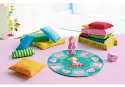 Haba  kinderspel Prinses op de erwt