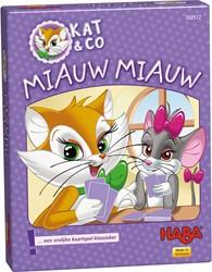 HABA Kaartspel - Kat & co - Miauw Miauw