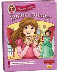 Haba  kinderspel Prinses Mina - Junior-rummie