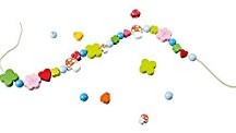 Haba  kinderspel Rijgspel Geluksbrengers