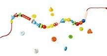 Haba  kinderspel Rijgspel Regenboogkralen