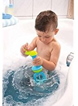 Haba - Badspeelgoed - Badschuimklopper (blauw)