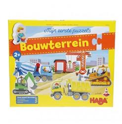 HABA Mijn eerste puzzels - Bouwterrein