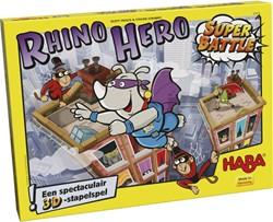 HABA Spel - Rhino Hero - Super Battle