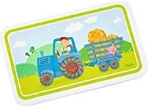 HABA Broodplankje Tractor