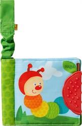Haba babyboekje buggyboek regenboogrups
