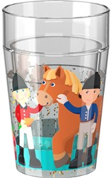 HABA Glitterbeker Little Friends Manege