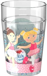 HABA Glitterbeker Little Friends Ballet