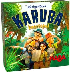 Haba kaartspel Karuba het kaartspel