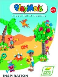 PlayMais  knutselspullen Boek inspiratie nr 3