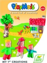 PlayMais  knutselspullen Playmais boek nummer 5