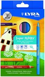 LYRA Box of 12 Super-FERBY®   asst'd