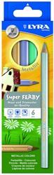 Lyra teken en verfspullen Super Ferby K06 metallic